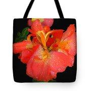 Gladiolus Bloom - Digital Art Tote Bag
