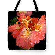 Gladiolus Bloom Tote Bag