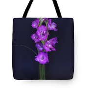 Gladiolus Tote Bag
