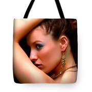 Glam Girl Tote Bag