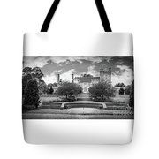 Glamorgan Castle Bw. Tote Bag