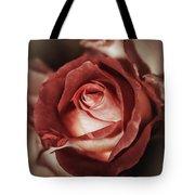 Glamorous Rose Tote Bag
