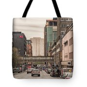 Glasgow Renfield Street Tote Bag