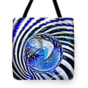 Glass Abstract 109 Tote Bag