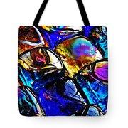 Glass Abstract 11 Tote Bag