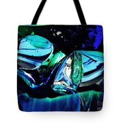 Glass Abstract 141 Tote Bag