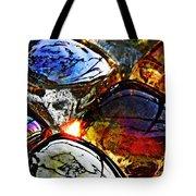 Glass Abstract 2 Tote Bag