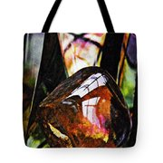 Glass Abstract 315 Tote Bag