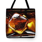 Glass Abstract 317 Tote Bag