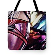 Glass Abstract 523 Tote Bag