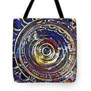 Glass Abstract 587 Tote Bag