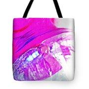 Glass Abstract 602 Tote Bag