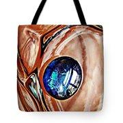 Glass Abstract 676 Tote Bag