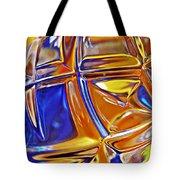 Glass Abstract 768 Tote Bag