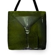 Glass And Bottle Tote Bag
