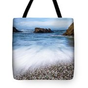 Glass Beach Tote Bag