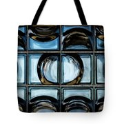 Glass Blocks Tote Bag