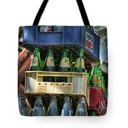 Glass Bottles Soft Drinks  Tote Bag