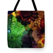 Glass Explosion Tote Bag