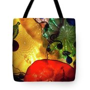 Glass Expressions Tote Bag