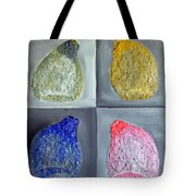 Glass Full Of Shapes Tote Bag