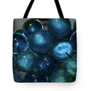 Glass Grapes Tote Bag