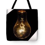 Glass Light Art Tote Bag