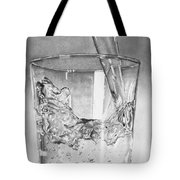 Glass Of Water Tote Bag