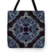 Glass Pattern Tote Bag
