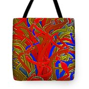 Glass Sculpture A-la Monet 2 Tote Bag