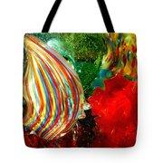 Glass Sea Tote Bag