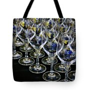 Glass Soldiers Tote Bag