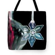 Glass Star Decoration Tote Bag