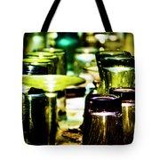 Glass Table Tote Bag