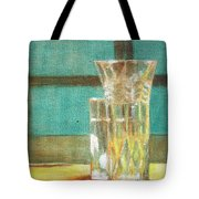 Glass Vase - Still Life Tote Bag