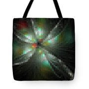 Glassworks Fractal Tote Bag