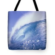 Glassy Wave Tote Bag by Vince Cavataio - Printscapes