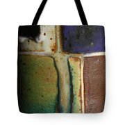Glaze Painting Tote Bag