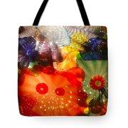 Glazed In Glass Tote Bag