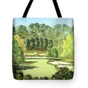 Glen Abbey Golf Course Canada 11th Hole Tote Bag