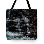 Glen Alpine Falls 8 Tote Bag