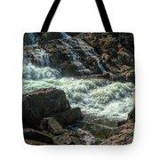 Glen Alpine Falls 9 Tote Bag