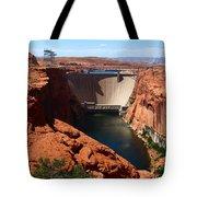 Glen Canyon Dam - Arizona Tote Bag