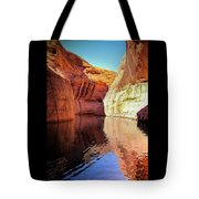 Glen Canyon Reflections Tote Bag