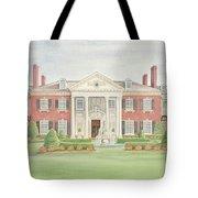Glen Cove Mansion Tote Bag
