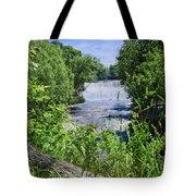 Glen Falls Tote Bag