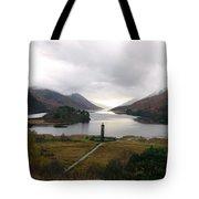 Glen Finnian Tote Bag