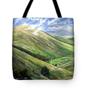 Glen Gesh Ireland Tote Bag