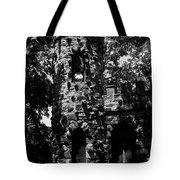 Glen Island Castle  Tote Bag