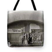 Glen Lyon Pa. Family Theatre Early 1900s Tote Bag